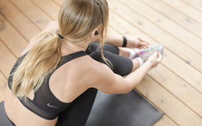 Quelques activités physiques à faire chez soi!