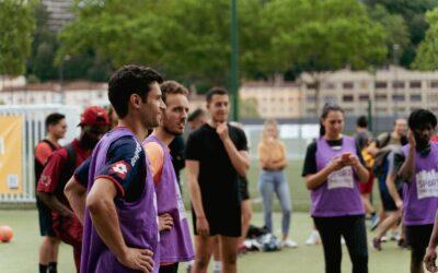 Quatre (4) bonnes raisons de pratiquer du sport dans VOTRE entreprise